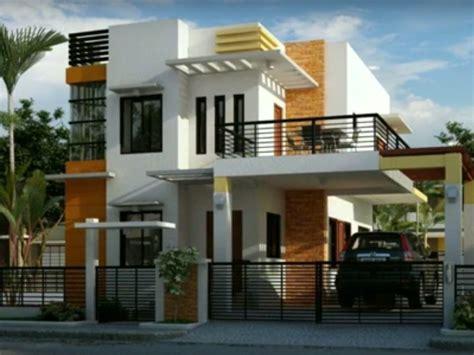 desain tak depan rumah eropa inspirasi desain rumah tingkat 2 lantai bergaya eropa