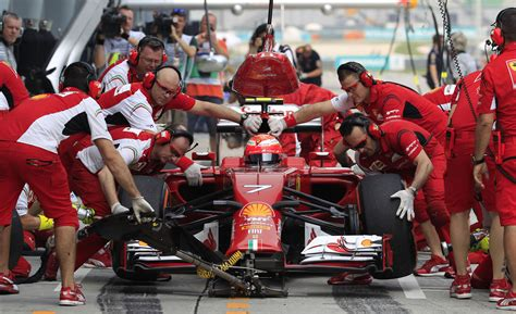 pit stop formula one pit stops are way faster today than they were
