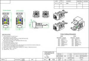 cat5e wiring diagram receptacle e free printable wiring diagrams