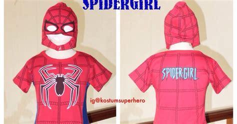 081230681972 jual kostum kaos baju karakter superman batman tas hallowen
