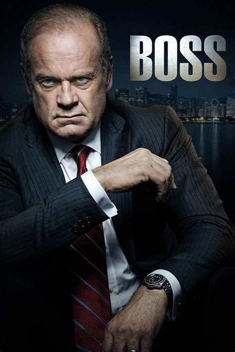 boss tv series  filmaffinity