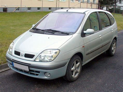 Renault Scenic 2 File Renault Sc 233 Nic I Phase Ii Silver Jpg Wikimedia Commons