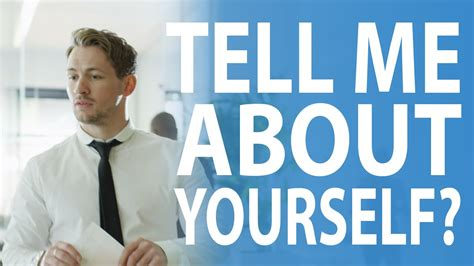 Tell Me About Yourself For Mba Freshers by Questions Tell Me About Yourself
