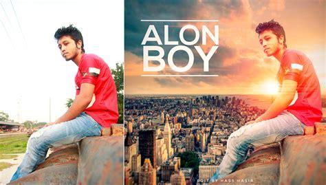 best edits alone boy creative photo manipulation best photoshop