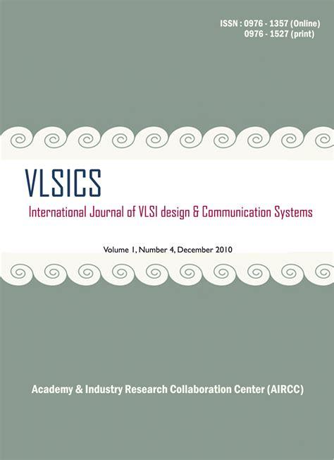 vlsi design journal aircc