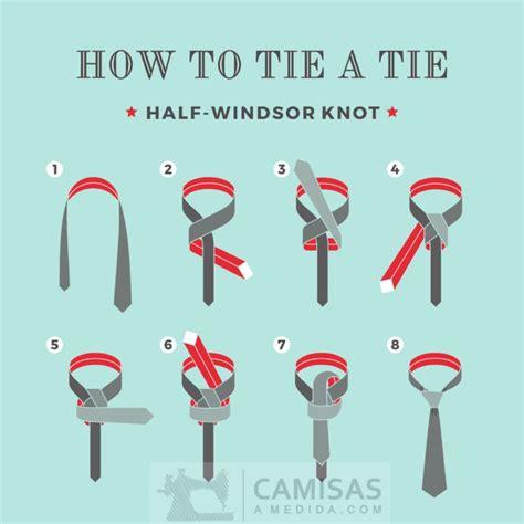 nudo medio windsor como hacer el nudo de corbata medio windsor el blog de