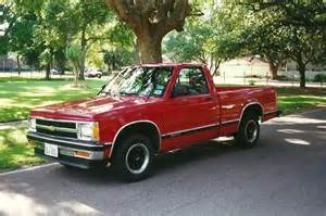 Chevrolet S10 1991 1991 Chevrolet S 10 Information And Photos Momentcar