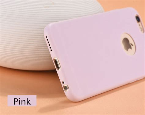 perfect silicone pink iphone     protective case cover ips cheap cell phone case