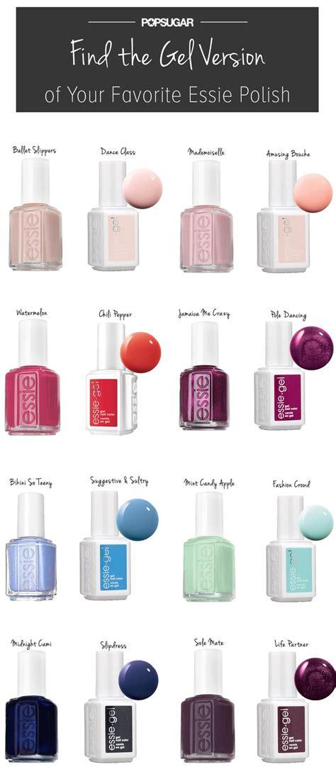 essie gel colors find your essie gel soulmate