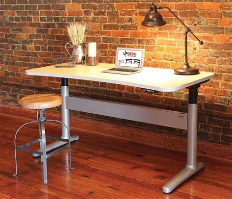 updesk ergonomic height adjustable stand up desk
