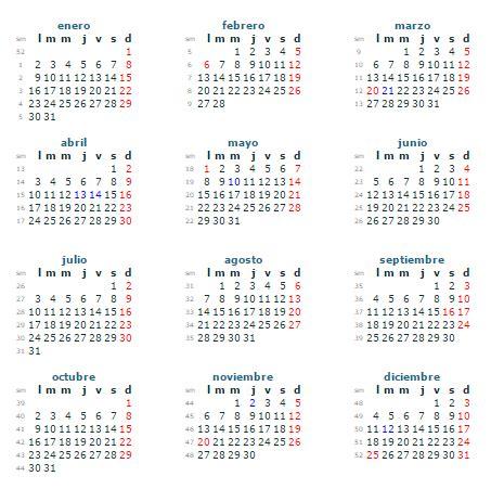 Calendario Días Festivos 2017 Calendario 2017 En M 233 Xico Con Festivos Calendario Con