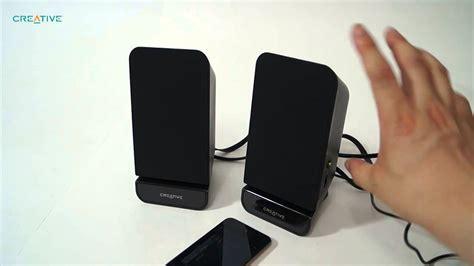 Speaker Aktif Creative Sbs A60 snd creative sbs a60 2ch speaker