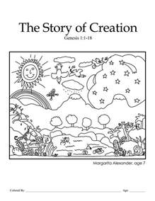 creation story for book best 25 creation coloring pages ideas on pinterest days of creation creation bible crafts