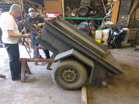 m416 trailer m416 trailer 14th armored re creations