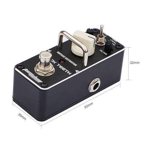 aroma pedal efek gitar distorsi avs 3 vacuum stack jakartanotebook