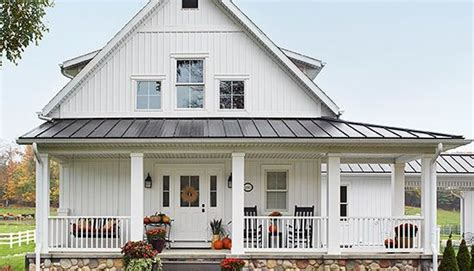 metal roof and siding color combinations exterior color combinations done right gray white