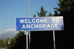 Welcome To Anchorage Welcome Sign Project