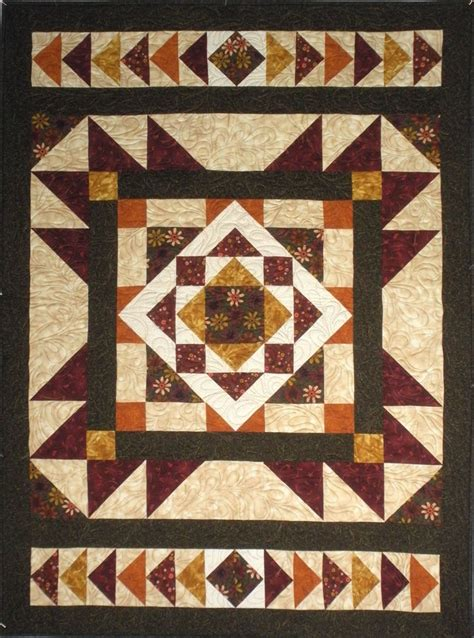 Cozy Quilt by Comfy Cozy Quilt Pattern