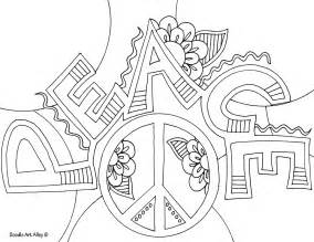 peace coloring pages s made easy free awesome coloring pages