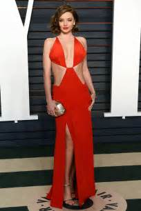 Vanity Fair Oscar Dresses Miranda Kerr Prom Dress Vanity Fair
