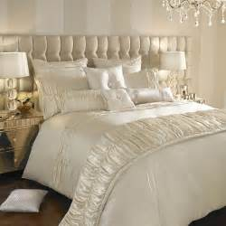 Luxury Duvet Minogue Bedding Karissa Luxury Faux Satin Bed