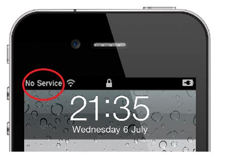 how to fix iphone 7 7 plus 6s 6 5 no service error after unlock