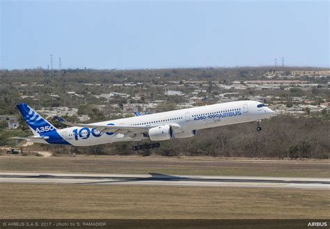 a350 flight test a350 1000 performed high and warm flight test caign