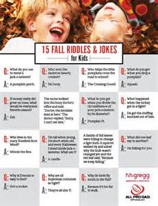 Hhgregg 15 fall riddles and jokes for kids all pro dad all pro dad