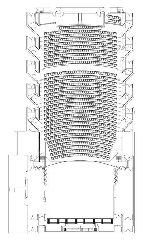 lyric theatre floor plan 28 lyric theatre floor plan on the town tickets new york theatre tickets leisure qpac