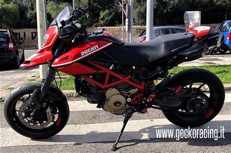 Rearsets Adjustable Spare Parts Ducati Hypermotard