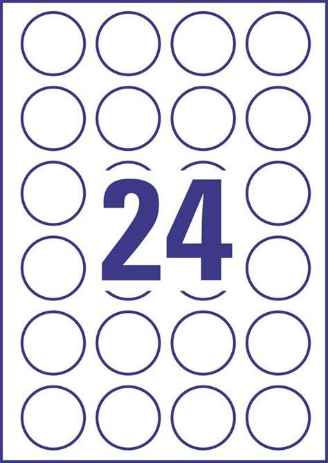 Etiketten Transparent Bedruckbar by Wiederabl 246 Sbare Runde Etiketten A4 248 40 Mm