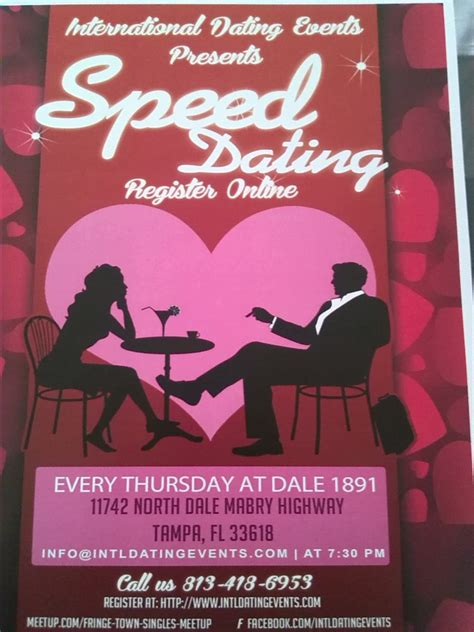 Speed dating atlanta area