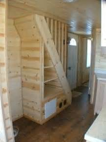 about tiny house ladders and stair solutions pinterest wonderful home plans small luxury wooden stairs
