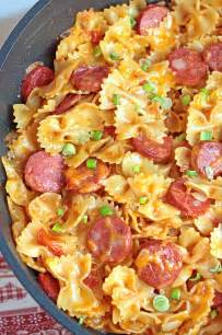 one pot kielbasa pasta keeprecipes your universal