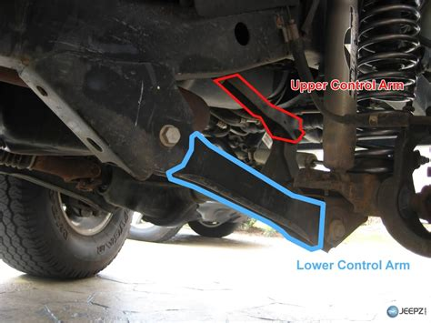 1997 Jeep Wrangler Wobble Wrangler Wobble What Causes It And How To Fix It