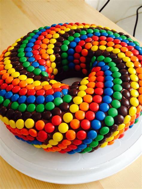 Regenbogen Kuche rainbow cake regenbogen kuchen basteln und backen