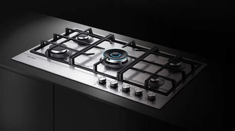 Cooktop A Gas Cg905dx1 90cm Gas On Steel Cooktop
