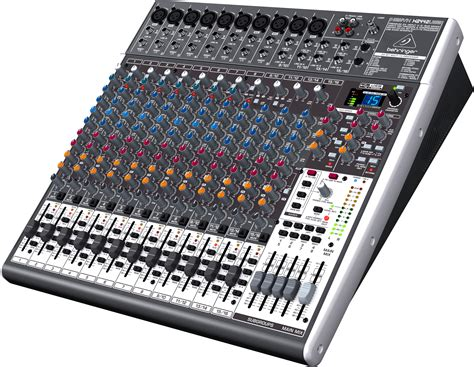Mixer Behringer Xenyx 2442fx behringer xenyx 2442fx image 365654 audiofanzine