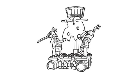 lego ninjago pirate coloring pages pirate and parrot coloring page wallpaper activities