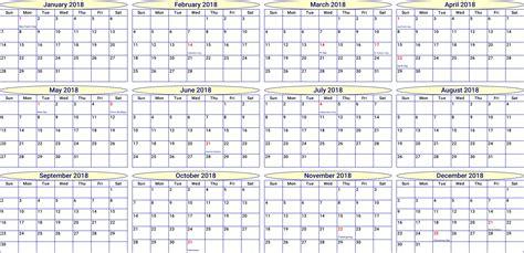Calendar 2018 Year Clipart 2018 Year Month Calendar
