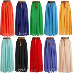 colorful skirts the pretty jsyk colorful skirts twelve