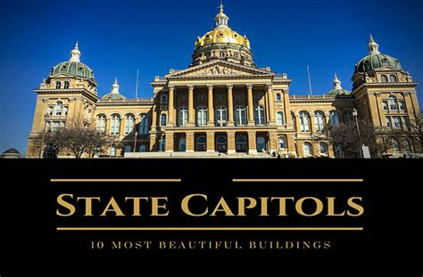 House Of Cards Of State by 10 Most Beautiful State Capitol Buildings You Need To See