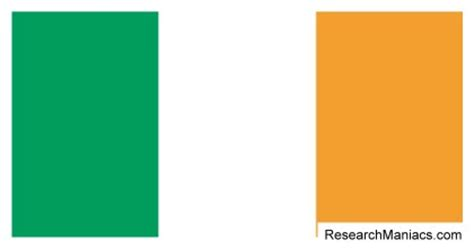 what do the colors mean on the irish flag meaning paris flag colors