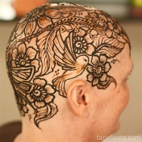 henna tattoo artists in leeds henna crown with hummingbird and tree lizard by