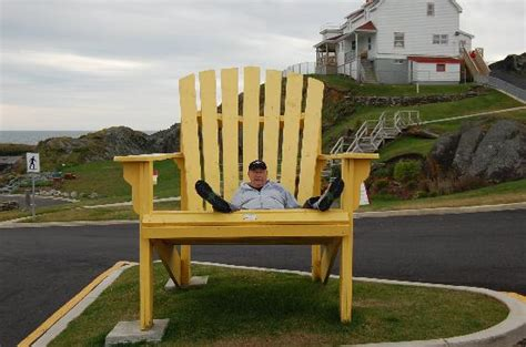 large wheelchair the big chair picture of cape forchu lightstation yarmouth tripadvisor