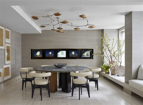 dining room modern white acrylic dining chair area black cement stained floor small dinette sets four armchair