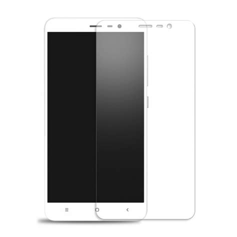 premium tempered glass screen protector screen guard for xiaomi redmi note 3