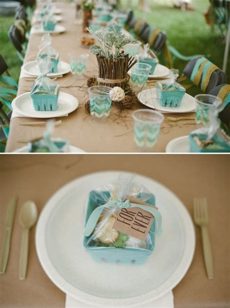 diy rustic wedding shower ideas relaxed diy outdoor rustic bridal shower weddingomania