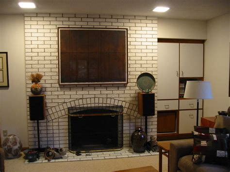 fireplace remodels before and after before and after fireplace remodel