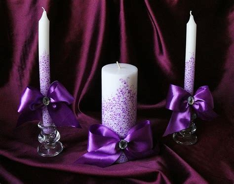 wedding unity candle lightning the unity candles at your wedding a memorable